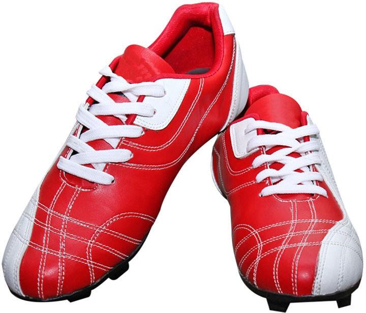 Parbat Titan-Rd-Wht Football Shoes