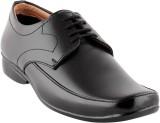Smart Wood 2504 Blk Formal Shoe (Black)