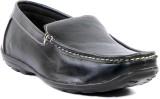 Versoba Stylish & Trendy Loafers (Black)