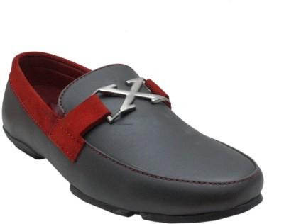 Sharon Mens Loafers(Black)