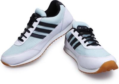 Andrew Scott White-Skyblue Running Shoes