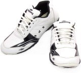 ADX Comfortable Running Shoes (White, Bl...