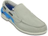 Crocs Boat Shoes (Grey)
