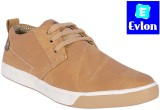 Evlon Canvas Shoes (Tan)