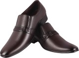 CheX Slip On (Brown)