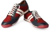 Allen Solly Sneakers (Red)