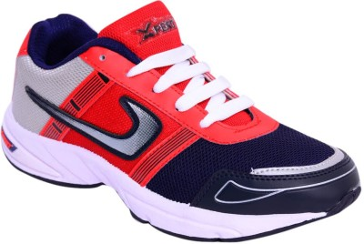 Xpert online1 Red black Running Shoes