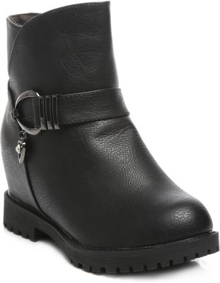 Ten Party & Casual Boots Boots(Black)