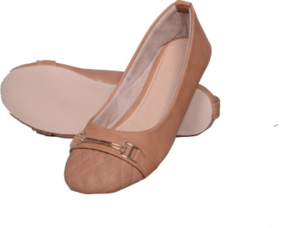 Walk Footwear L-222 Tan Bellies