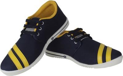 Vivaan Footwear Blue-136 Casual Shoes