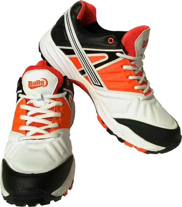 Balls 460 Revo Cricket ShoesOrange SHOECTY6GCQXDHVN