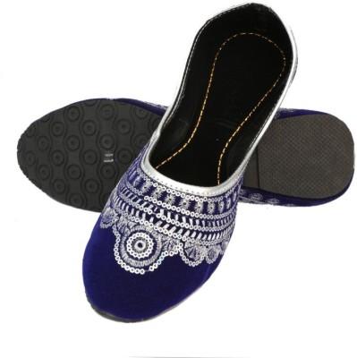 Heavenfoot Designer Rajasthani Sleepr Jutis