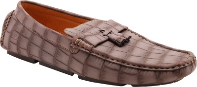 Blu Boot Uber-Look Loafers