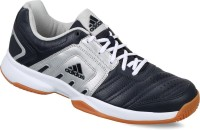 Adidas BASELINER INDOOR Indoor Shoes(Blue)