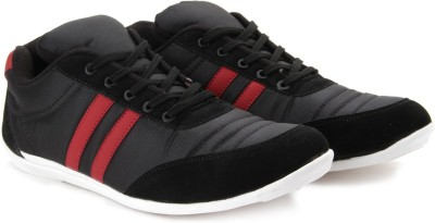 Andrew Scott AS115 Sneakers(Black)