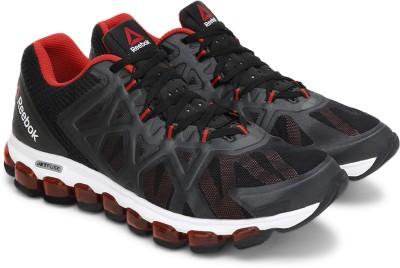 Reebok REEBOK ZJET BURST Men Running Shoes(Black, Red) at flipkart