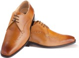 Walker Styleways Elegant Tan Leather Bro...