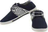 Comfort Casual Shoes (Blue)
