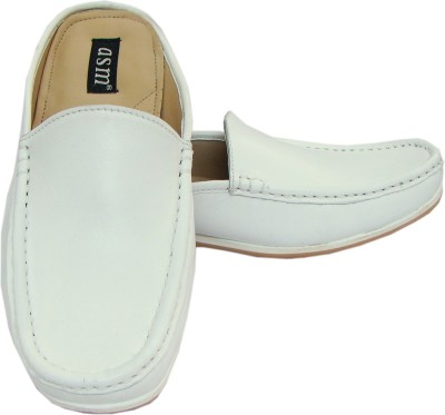 ASM White Loafers