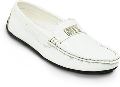 modin 201white Loafers
