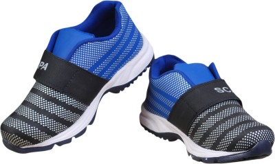 The Scarpa Shoes Brizi Neo Blue Running Shoes