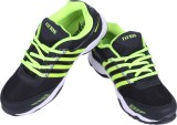 Fittos Running Shoes (Green, Black)