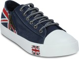 Get Glamr MIKHAIL Sneakers (Navy)