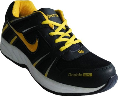 Spot On FKSP-E-258-NVY-YLW Running Shoes
