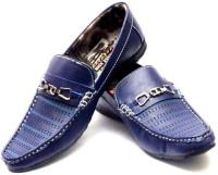 Vogue Guys Blue Killer Loafers