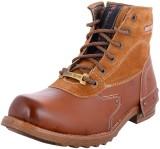 Zohran Boots (Tan)
