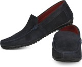 Jackboot Loafers (Blue, Blue)