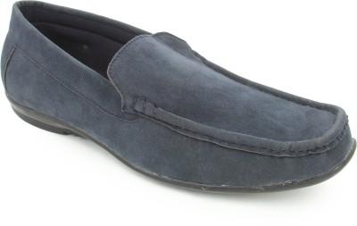 Griffon 851-9302-Blue Loafers