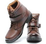 Pede Milan 201 Boots (Brown)
