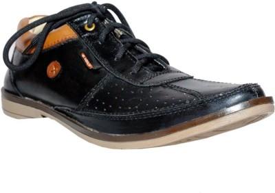 Blackwood Leather Estro Black Casuals
