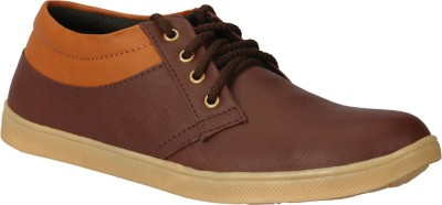 Drivn Mens Casual Shoes(Brown)
