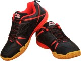 Li-Ning Idol Black/Red Badminton Shoes (...