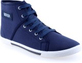 Comfort Boxer Blue Sneakers (Blue, White...