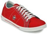 Jacs Shoes JACSC5024 Casuals (Red)