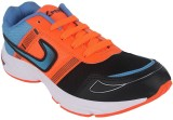 Fuoko CAPTAIN-IV Running Shoes (Black, O...
