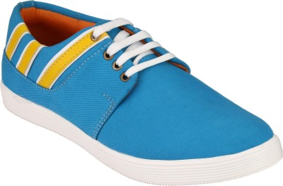 Footstamp Canvas Shoes
