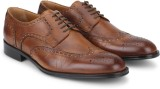 Kenneth Cole Lace Up (Tan)