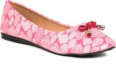 Lovely Chick Lovely Pink Ballerinas Cp-Leaf Bellies