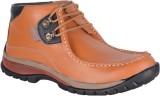 Royal Run Latest Fashion Boots (Tan)
