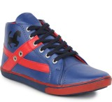 Star Style Casual Shoes (Blue)