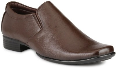 Westport KODIAK11BRN Slip On Shoes