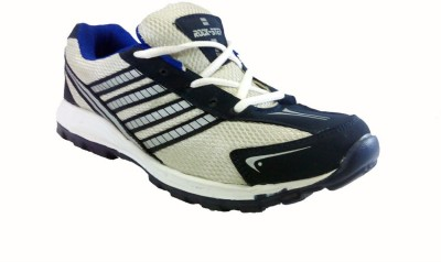 Rockstep Men's Blue Running Shoes