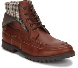 Ziera Rogrr Boots (Brown)