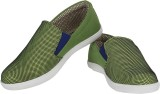 Indian Style Stitch Detail Casual Shoes ...