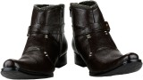 Le Costa 1009 Boots Shoe (Brown)