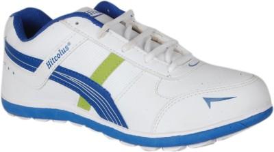Hitcolus Blue Walking Shoes
